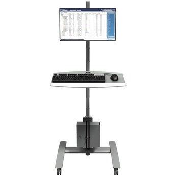 Dataflex Viewmate werkstation - vloer 702