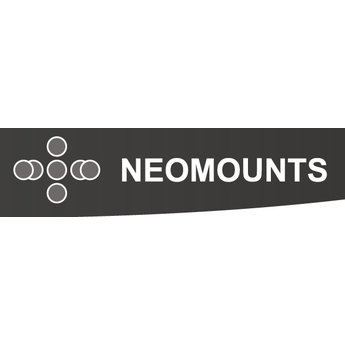 Neomounts NM-D500DBLACK voor 2 Monitoren