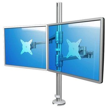 Dataflex Viewlite monitorarm Zilver - bureau 142