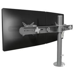 Dataflex Viewmate monitorarm Zilver - bureau 612