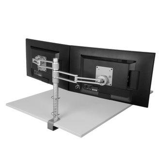 R-Go Tools Zepher 3 ECO Twin Monitorarm