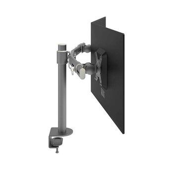 Dataflex ViewMate Monitorarm 642 Zilver Dubbele Monitorarm