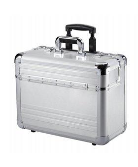 Dermata Pilotenkoffer/trolley aluminium Dermata 7298