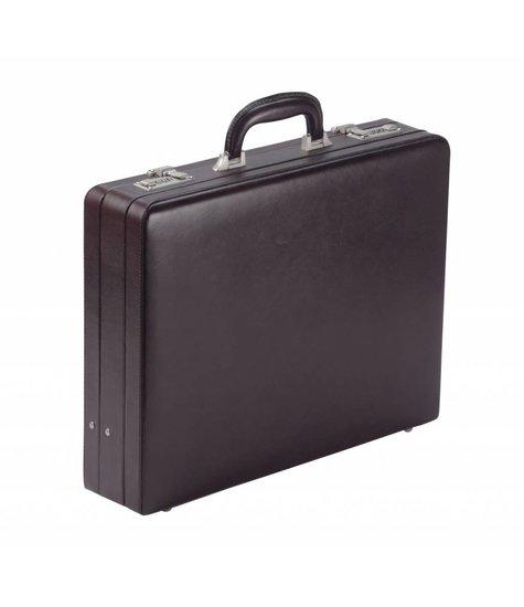Dermata Attaché koffer leder Dermata 3373Abr