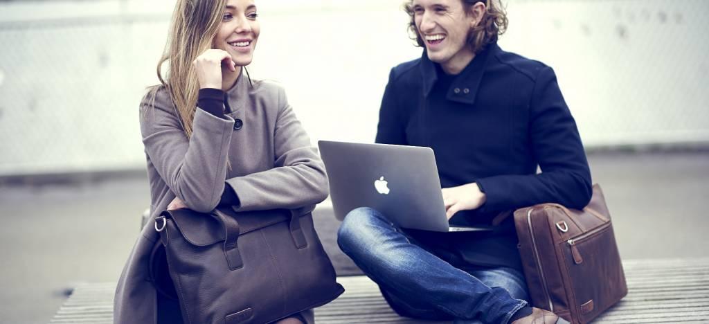 De trendy laptoptassen van Plevier