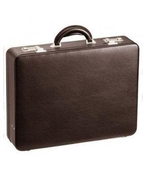 D & N Lederwaren Attache koffer D & N Lederwaren 2629 bruin
