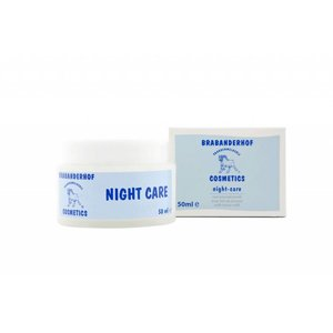 Brabanderhof Night Care Nachtcreme met Paardenmelk 50 ml