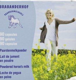 Brabanderhof Capsules met Paardenmelk 90 stuks