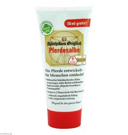 Dr Jacoby Pferdesalbe Gold - Theracavalis paardenzalf tube 150 ml