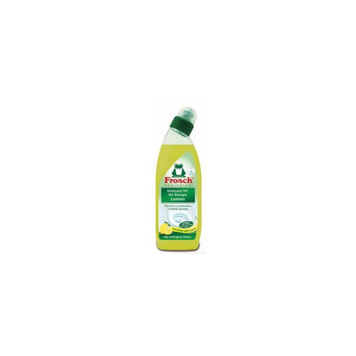 Frosch Toiletreiniger lemon 0,75 L
