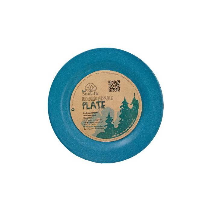 EcoSoulife SALE!! campingservies- ontbijtbord Ø 19,5 cm