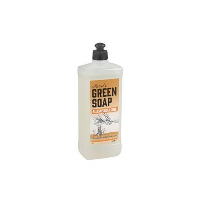 Marcel' s Green Soap Ecologische allesreiniger