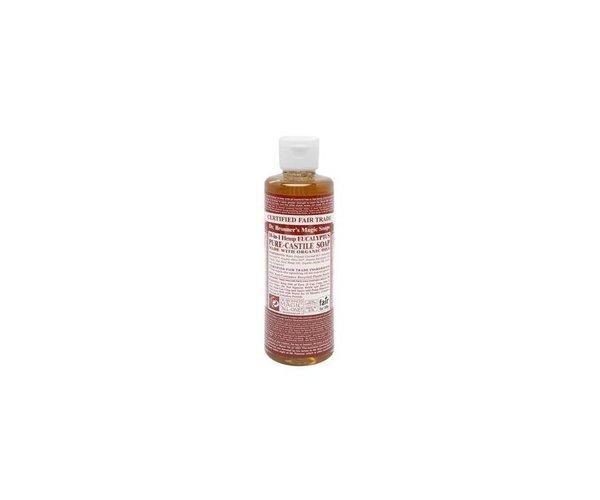 Dr. Bronner Vloeibare zeep met biologische ingrediënten (236 ml)