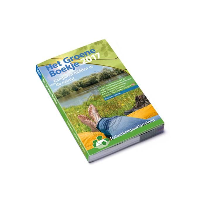 Het Groene Boekje 2017: Natuurkampeerterreinen in Nederland