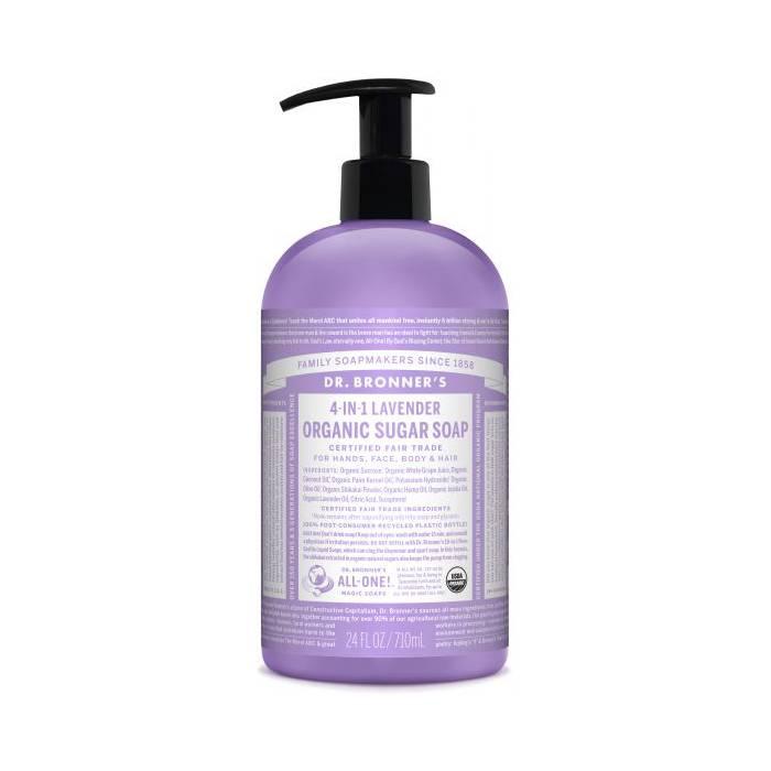 Dr. Bronner Natuurlijke vloeibare zeep