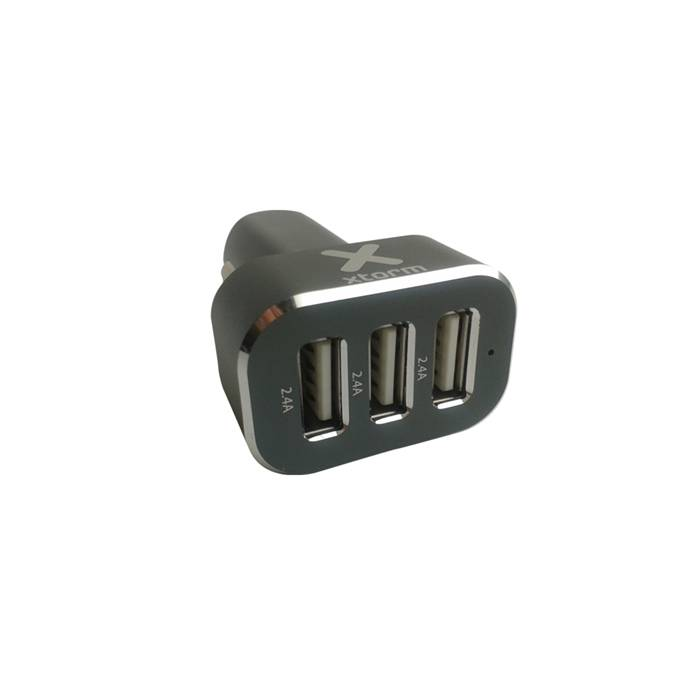 Xtorm Power autolader 3 USB XPD13