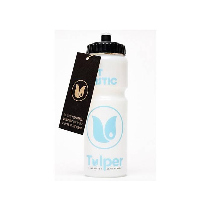 "Tulper Bidon eco transparant ""Tulper"""