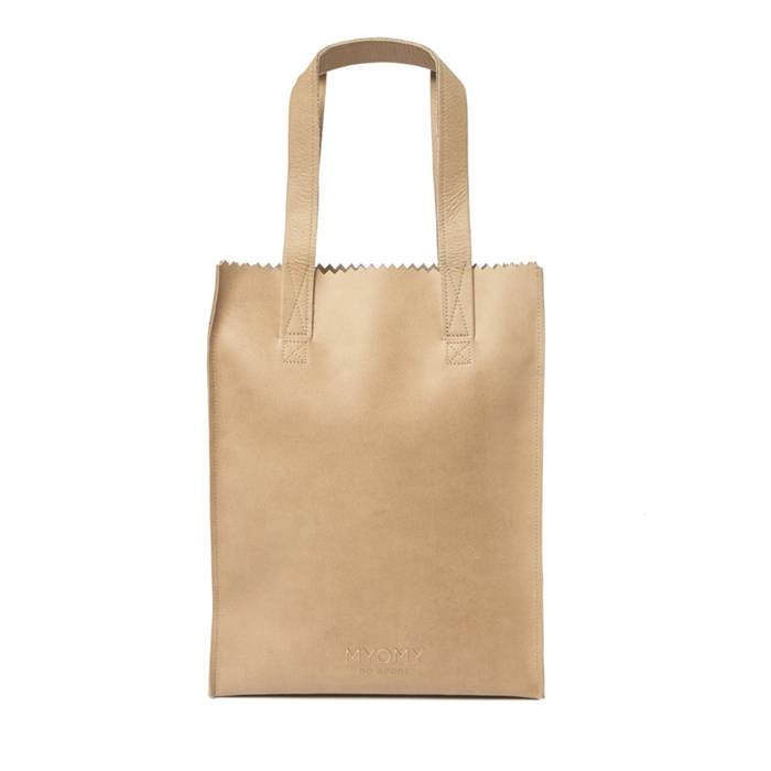 MYOMY My paper bag long handle schoudertas