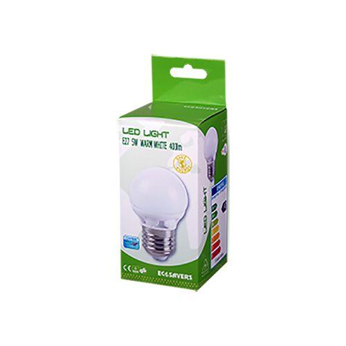 Ecosavers Eco ledlamp E27 400 Lumen