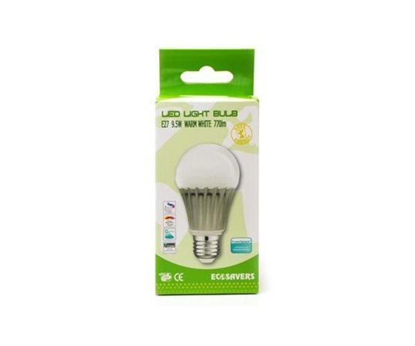 Ecosavers Eco ledlamp E27 770 Lumen
