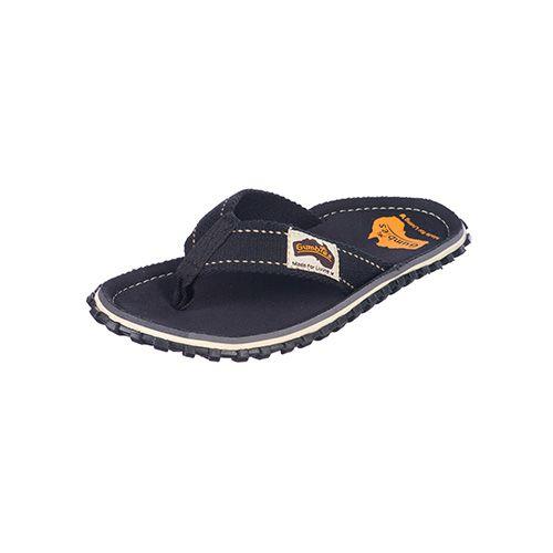 Gumbies teenslippers Flip Flop Black