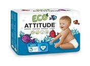 Attitude Living eco wegwerpluier maat 3