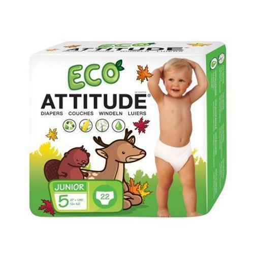 Attitude Living eco wegwerpluier maat 5
