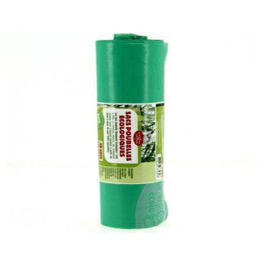 Ecodis vuilniszakken 100 L bioplastic