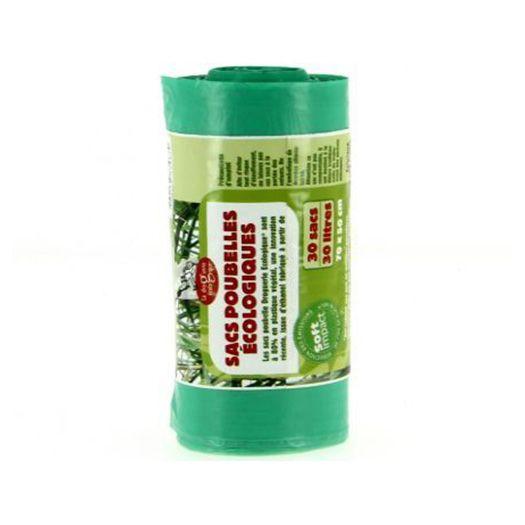 Ecodis pedaalemmer zakken 30 L bioplastic
