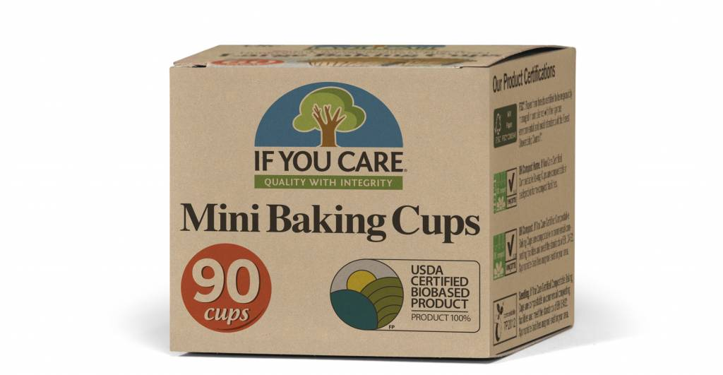 If You Care cupcakes baking cups Jumbo mini
