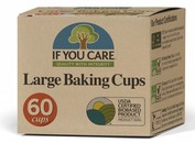 If You Care cupcakes baking cups Large
