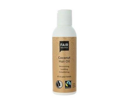 Fair Squared fairtrade haarolie argan+kokos