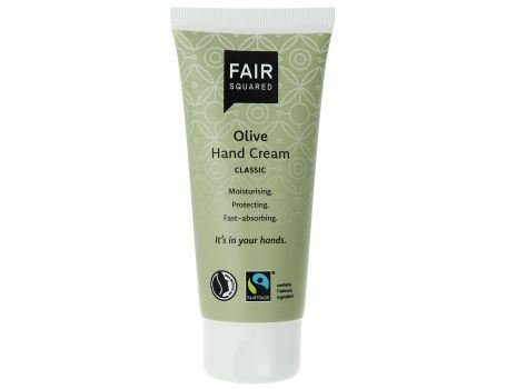 Fair Squared fairtrade handcrème Olive 100 ml