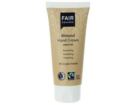 Fair Squared fairtrade handcrème Sensitive Almond 100 ml