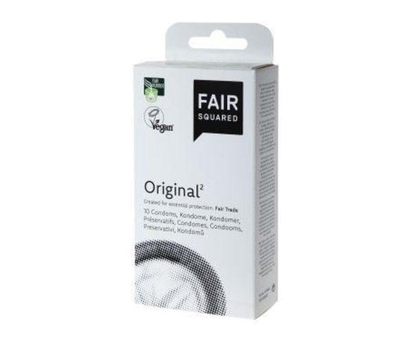 Fair Squared condooms Original Vegan