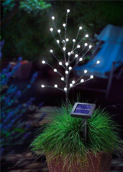 Esotec solar tuinverlichting LED Lichtstruik