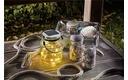 Esotec solar lichtketting in pot Garland