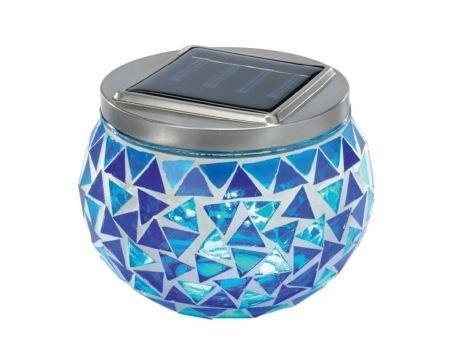 Esotec solar tafellamp mozaïek