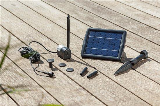 "Esotec solar vijverpomp ""Watersplash"""