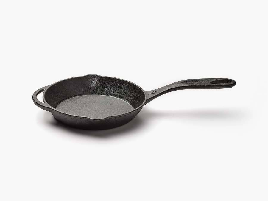 "Barebones Living 8"" Cast Iron Skillet"