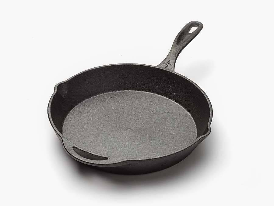"Barebones Living 12"" Cast Iron Skillet"