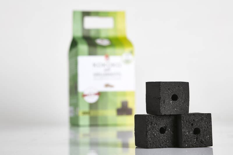 McBrikket briketten Kokoko Cubes