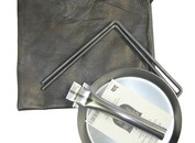 Stabilotherm foudraal voor inklapbare koekenpannen