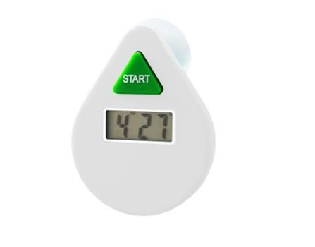 Ecosavers douchecoach LCD met alarm