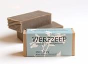 Werfzeep comfreyzeep - natuurlijke zeep