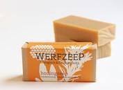 Werfzeep honingzeep - natuurlijke zeep