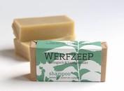Werfzeep haarzeep - natuurlijke zeep