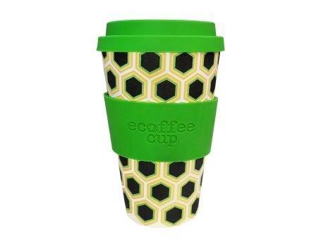 Ecoffee herbuikbare koffiebeker 400 ml