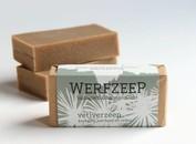 Werfzeep vetiverzeep - natuurlijke zeep