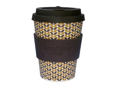 Ecoffee Ecoffee Cup - herbuikbare koffiebeker 340 ml